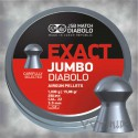 JSB Exact Jumbo Airgun Pellets cal .22 5.50mm, 5.51mm, 5.52mm 250 pcs