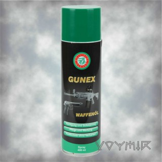 Gunex Gun Oil 400ml Spray Ballistol-Klever