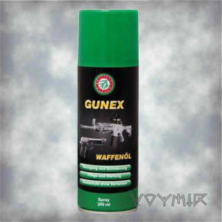 Gunex Gun Oil 200ml Spray Ballistol-Klever