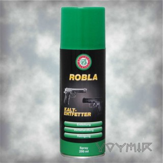 Robla Cold Degreaser 200ml Spray Ballistol-Klever