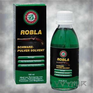 Robla Black Powder Solvent 100ml Ballistol-Klever