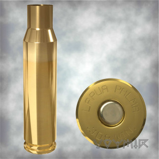 Lapua .308 Win. Palma brass 100pcs